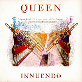 QUEEN - Innuendo / Bijou CD album cover