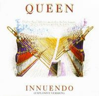 QUEEN - Innuendo (explosive Version) CD album cover
