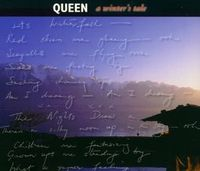 Queen - A Winter's Tale / Thank God It's Christmas CD (album) cover