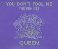 Queen - You Don't Fool Me - The Remixes CD (album) cover