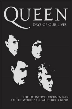 Queen Days Of Our Lives CD album cover