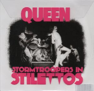 Queen - Stormtroopers In Stilettos CD (album) cover