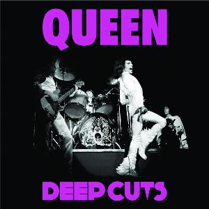 Queen - Deep Cuts, Volume 1 (1973-1976) CD (album) cover