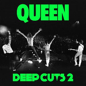 Queen - Deep Cuts, Volume 2 (1977-1982) CD (album) cover