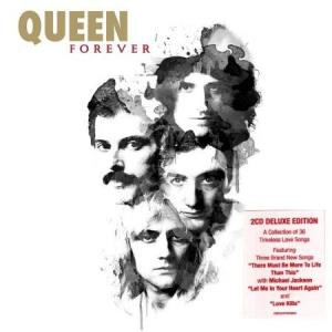 QUEEN - Forever CD album cover
