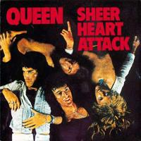 Queen - Sheer Heart Attack CD (album) cover