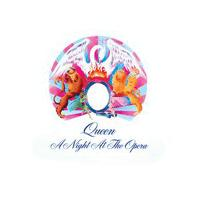 QUEEN - A Night At The Opera CD album cover