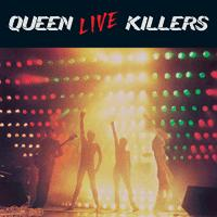QUEEN - Live Killers CD album cover