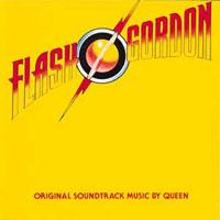 Queen - Flash Gordon CD (album) cover