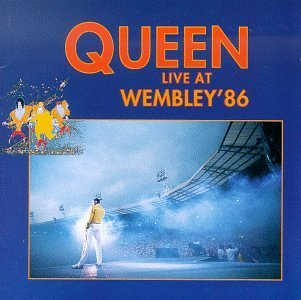 Queen - Live At Wembley '86 CD (album) cover