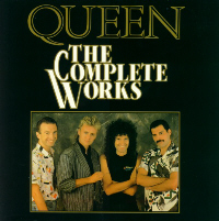 Queen - The Complete Works CD (album) cover