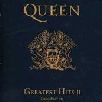 Queen - Greatest Hits Ii CD (album) cover