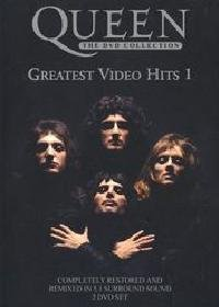 Queen - The Greatest Video Hits 1 DVD (album) cover