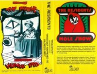 The Residents - Moleshow/Whatever Happened To Vileness Fats DVD (album) cover