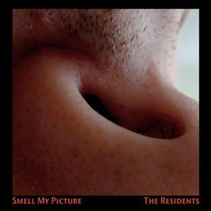 The Residents - Smell My Picture CD (album) cover