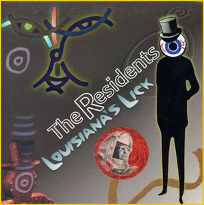 The Residents - Louisiana's Lick CD (album) cover