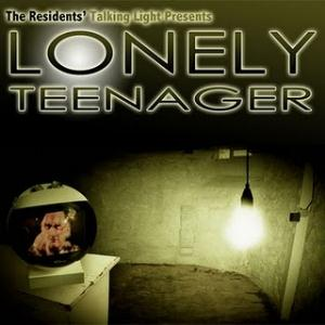 The Residents - Lonely Teenager CD (album) cover