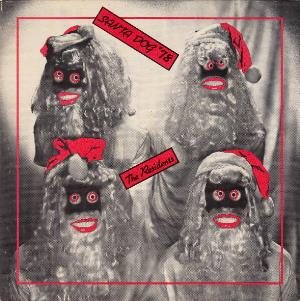 The Residents - Santa Dog '78 CD (album) cover