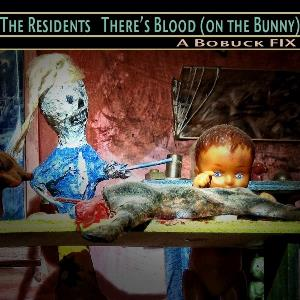 The Residents - There's Blood (on The Bunny) CD (album) cover