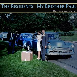 The Residents - My Brother Paul CD (album) cover