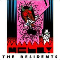 The Residents - Hell! CD (album) cover