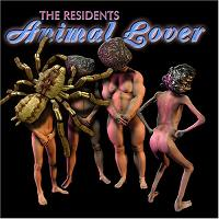 The Residents - Animal Lover CD (album) cover