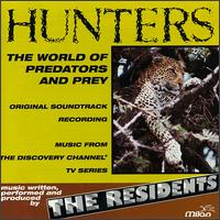 The Residents - Hunters CD (album) cover