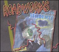 The Residents - Roadworms: The Berlin Sessions CD (album) cover