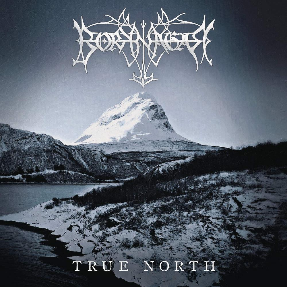 Borknagar - True North CD (album) cover