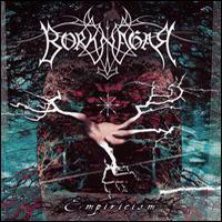 Borknagar - Empiricism CD (album) cover