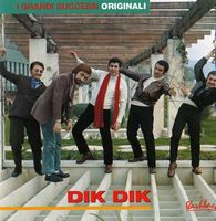 I Dik Dik - Flashback: I Grandi Successi Originali CD (album) cover