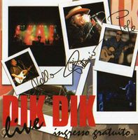I Dik Dik - Ingresso Gratuito CD (album) cover