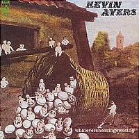 Kevin Ayers - Whatevershesingswebring CD (album) cover