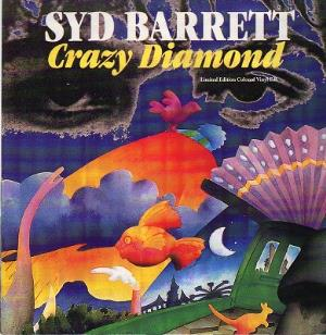 Syd Barrett - Crazy Diamond CD (album) cover