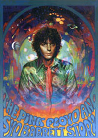 Syd Barrett - The Syd Barrett Story DVD (album) cover