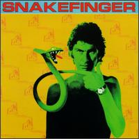 Snakefinger - Chewing Hides The Sound CD (album) cover