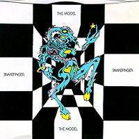 Snakefinger - The Model CD (album) cover