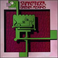 Snakefinger - Greener Postures CD (album) cover