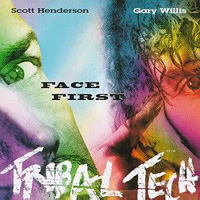 Tribal Tech - Face First CD (album) cover