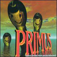 Primus - Tales From The Punchbowl CD (album) cover