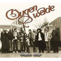 OUGENWEIDE - Ouwe War CD album cover