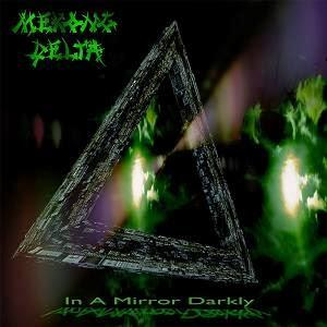 Mekong Delta - In A Mirror Darkly CD (album) cover