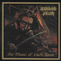 Mekong Delta - The Music Of Erich Zann CD (album) cover
