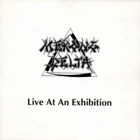 Mekong Delta - Live At An Exhibition CD (album) cover
