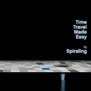 Spiraling - Time Travel Made Easy CD (album) cover