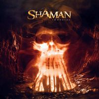 Shaaman - Immortal CD (album) cover