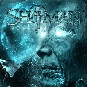 Shaaman - Origins CD (album) cover
