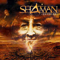 Shaaman - Ritual CD (album) cover