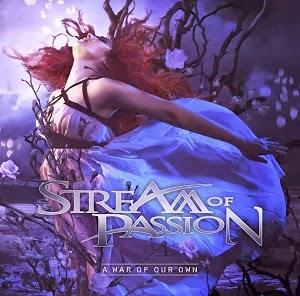 Stream Of Passion - A War Of Our Own CD (album) cover