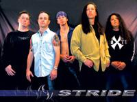 STRIDE image groupe band picture